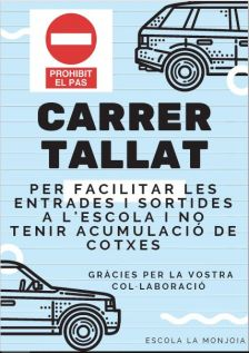 Tall de carrer